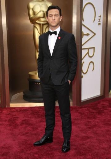 Joseph Gordon Levitt Oscars 2014